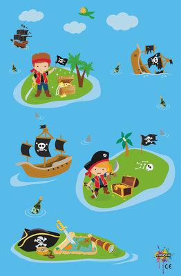 Speelkleed Piraat | Vinyl